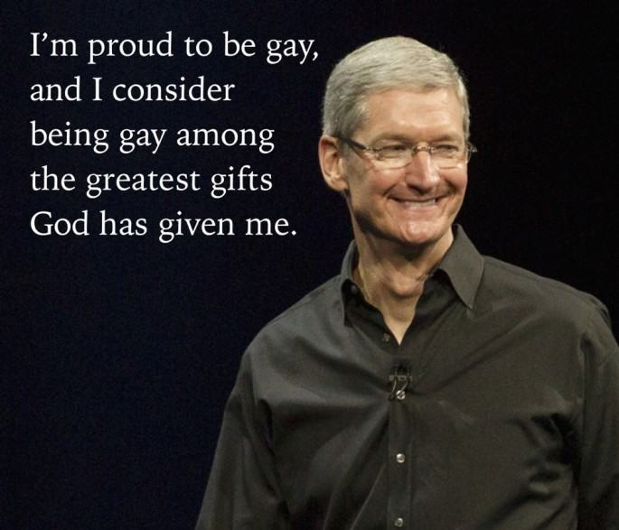 tim cook gay bilionario